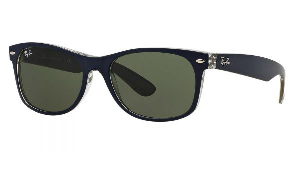 675fabe7d1 Ray-Ban New Wayfarer Color Mix RB2132 6188 52